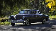 Rare Tucker 48 formerly owned by George Lucas headed to auction