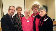 Art Associates Valentine Luncheon Celebrates Roaring Twenties