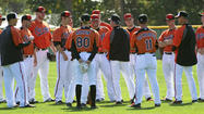Orioles awash in optimism