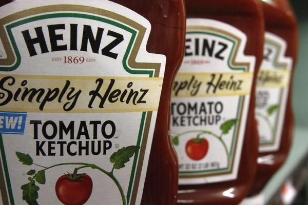 Warren Buffett's Berkshire Hathaway is buying the Heinz ketchup company