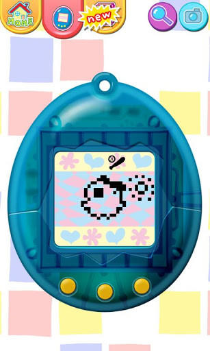 Bandai has re-released its Tamagotchi pets for a new generation in an app available for Android devices.