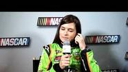 Danica Patrick speaks about her dating life