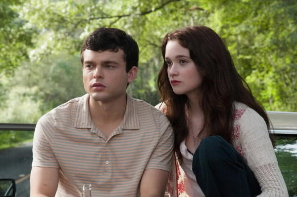 "<B>PG-13; 2:12 running time</b><br><br> Bookish senior Ethan, portrayed by Alden Ehrenreich, is a kid plagued by a recurring Civil War-era nightmare (Help! I'm trapped in an outtake from ""Lincoln""!) he cannot explain or understand. The girl in his dream looks oddly like the mysterious new student in town, Lena (Alice Englert, daughter of filmmaker Jane Campion). Shunned by the snippy little book-banning mean-girl twits of Gatlin (""The Fountainhead""? This town bans ""The Fountainhead""?!?), Lena is one of a long line of casters. As she approaches her 16th birthday, outcast Lena must prepare herself to be ""claimed"" by ""the dark."" Love for a mortal is no good for this special breed of caster, who can telekinetically do whatever she likes with wind, fire, water and air. She's like ""The Last Airbender"" with three bonus bends. -- Michael Phillips<br><br><a href=http://www.chicagotribune.com/entertainment/movies/sc-mov-0211-beautiful-creatures-20130214,0,2689198.column>Read the full ""Beautiful Creatures"" movie review</a>"