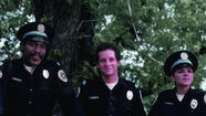 The 'Police Academy' movies