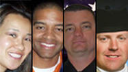 WHO THEY WERE: Victims in the Dorner case