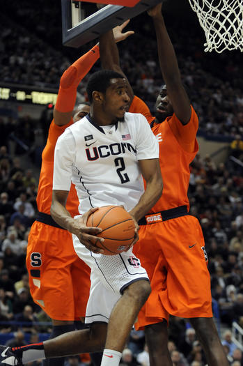UConn vs Syracuse