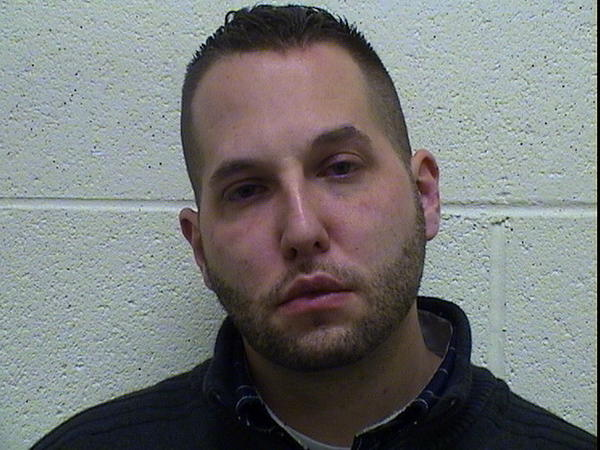 Matthew Gonska, of Torrington, was charged with drunken driving. He has been a city police officer since 2010.