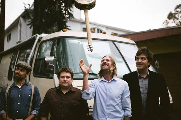 Fiction Family (left to right: Aaron Redfield, Sean Watkins, Jon Foreman, Tyler Chester) are among the acts booked at Monday's Heavy and Light concert at House of Blues in Orlando.