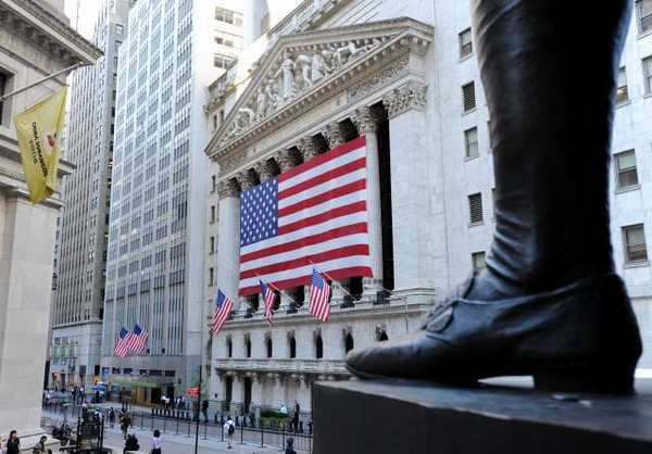 The New York Stock Exchange. Small investors always worry about falling stock prices, but they also should understand the risks in bonds.