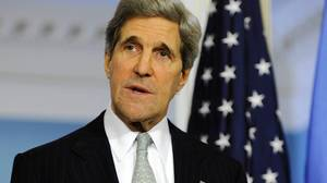John Kerry sets first official speech for University of Virginia
