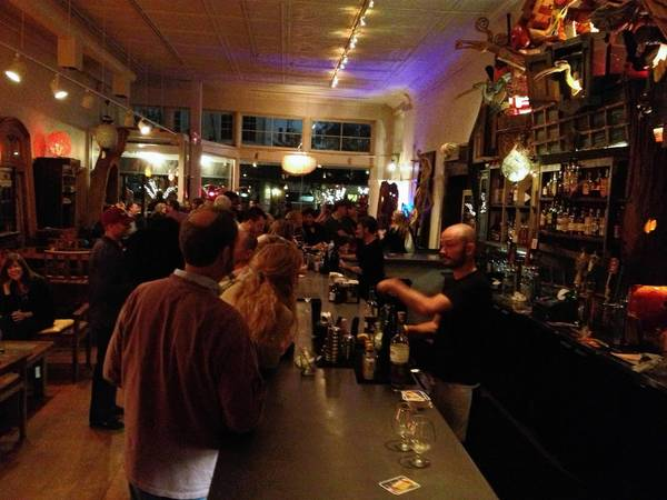 The Imperial leads a thinking drinker's renaissance in Sanford.