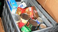 AURORA -- The Aurora Public Library will conduct its semiannual Food for Fines drive March 1 through 31 at all locations. The drive also is held each November.
