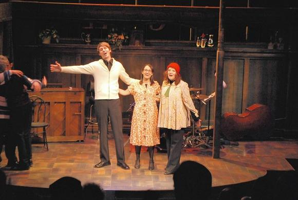 "Porchlight Theater's production of ""Best Musical!"""