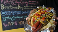 Three years after opening its original Fells Point hot-dog shop, Stuggy's is adding a location in Federal Hill.