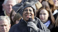 Aretha Franklin to sing with the CSO