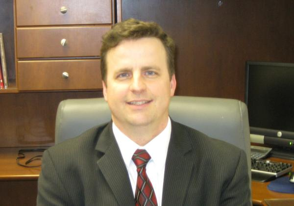 Shawn Walsh could be the new regional superintendent of schools in Will County.