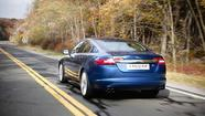 2013 Jaguar XF: Jag returns to V-6 roots