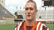 Virginia Tech football player and Roanoke native Michael Cole will retire from football, the school announced Thursday.