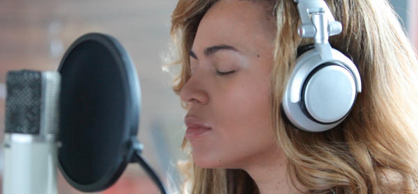 "Beyonce in a scene from her HBO documentary, ""Life Is but a Dream."""
