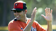 SARASOTA, Fla. — Orioles reliever Luis Ayala, who is listed on Mexico's provisional roster for next month's World Baseball Classic, said Thursday that he has yet to decide whether he will pitch in the event.