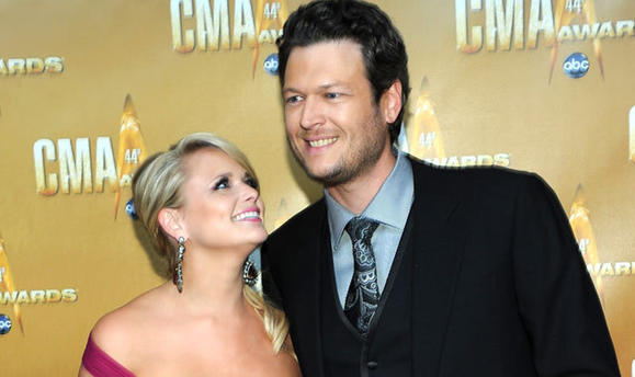 Blake & Miranda Land On Hottest Couples List