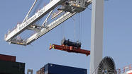 VIDEO Baltimore's new super cranes