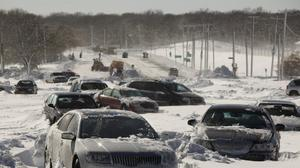 N.Y. blizzard fallout: One highway official resigns, 2 suspended