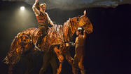 Orlando's 2013-14 Broadway shows include 'Book of Mormon,' 'War Horse,' 'Once'