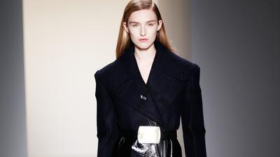 New York Fashion Week fall 2013: Calvin Klein review