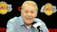 Lakers owner Jerry Buss has been hospitalized because of an undisclosed form of cancer, spending time in the intensive care unit at Cedars-Sinai Medical Center, according to multiple team personnel.