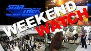 March Weekend Watch: Sidewalk Art Fest, Megacon, To Gabba Gabba Live