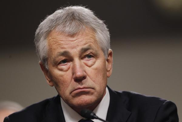 Senate Democrats were unable to secure enough votes Thursday to send the nomination of former Sen. Chuck Hagel to be defense secretary to the floor for a majority vote.
