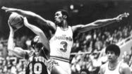 The player who scored the biggest basket in Baltimore Bullets history turned 68 Thursday.