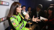 Danica-Ricky romance kiss of death for NASCAR