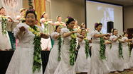 Hawaii: In Waikiki, there will be a whole lot of swaying going on