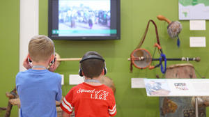 Taking the Kids: Including museum time on your next trip
