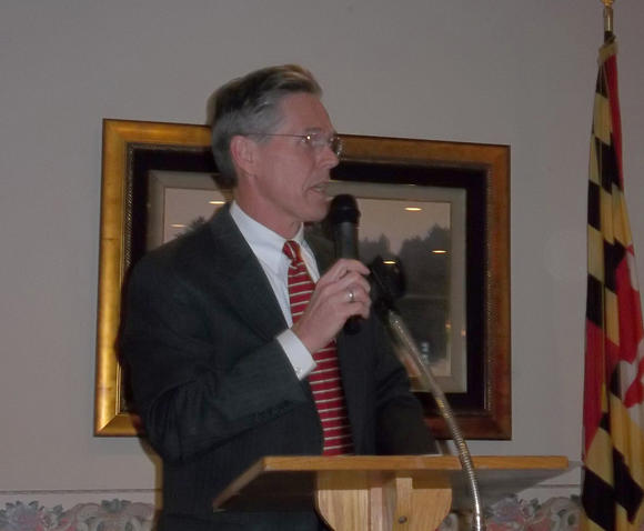 Upper Chesapeake CEO speaks to Havre de Grace Chamber