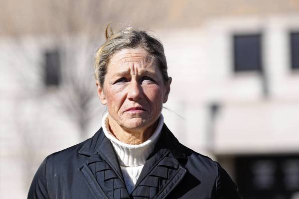 Former Dixon Comptroller Rita Crundwell was taken into custody Thursday to begin serving a sentence of 19 years and 7 months in prison. Under federal sentencing rules, she must serve almost 17 years behind bars.
