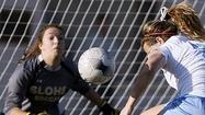 Photo Gallery: Crescenta Valley girls' soccer vs. San Luis Obispo