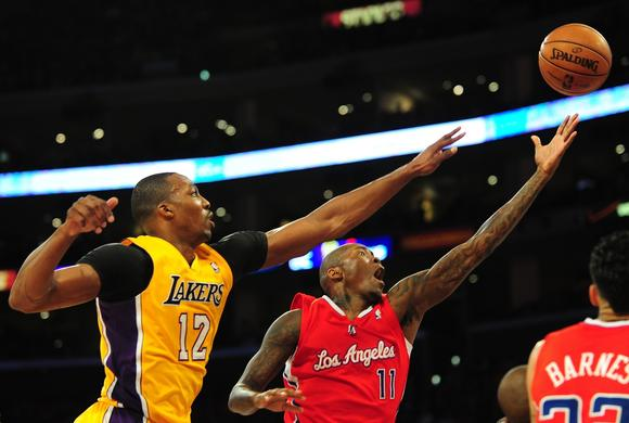 Dwight Howard, Jamal Crawford