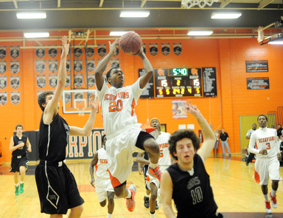 Oakland Mills vs. Atholton boys basketball