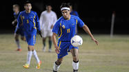 HOLTVILLE — With a 3-1 win against Holtville High in boys' soccer, the Brawley Union High clinched its first Imperial Valley League title in nine years here Thursday.