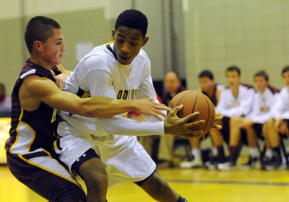 Perry Hall vs. Hereford boys basketball