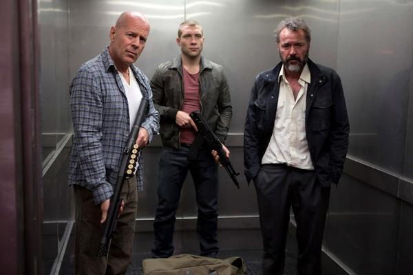 """A Good Day to Die Hard"" is expected to live strong at the box office."