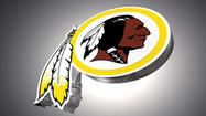 "Washington Redskins general manager Bruce Allen says the team isn't considering a new nickname, adding that it's ""ludicrous"" to suggest the franchise is trying to upset Native Americans."