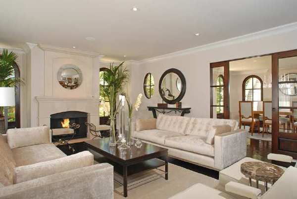 Kim Kardashian sold her Beverly Crest area home, which was designed, built and decorated by Lucien Lacasse.