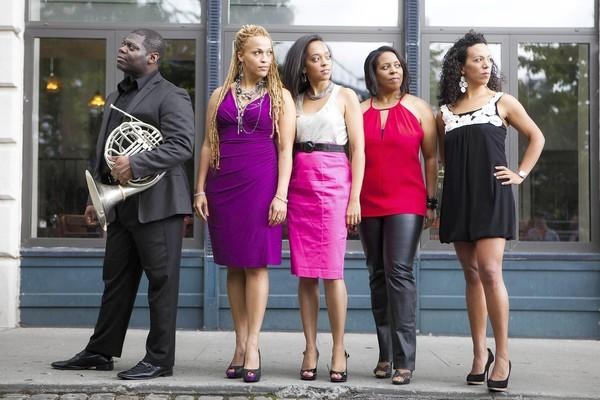 Wind quintet Imani Winds