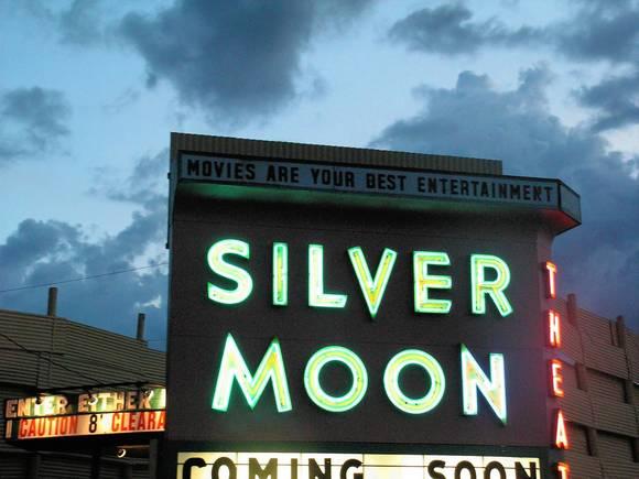Silver Moon Drive-In in Lakeland