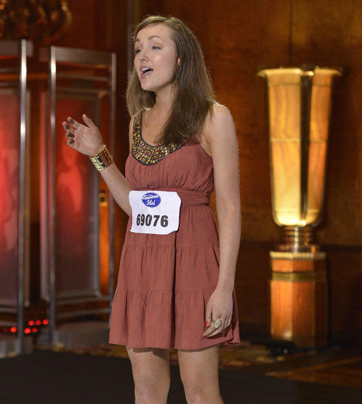 'American Idol' Season 12 Top 40 contestants: Prescott, AR
