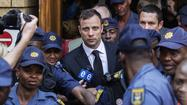 'Blade Runner' Oscar Pistorius faces murder charge